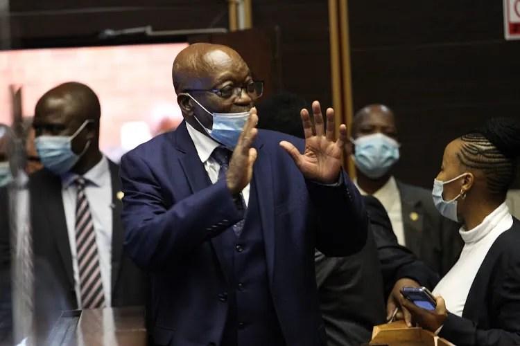 Jacob Zuma's Corruption Case Postponed