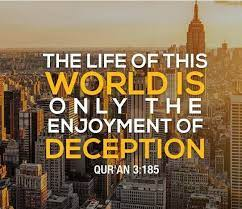 How To Detach From This World – Mufti Yusuf Moosagie