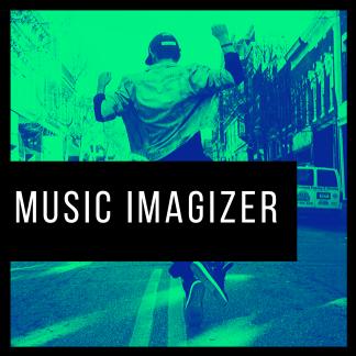 Music Imagizer