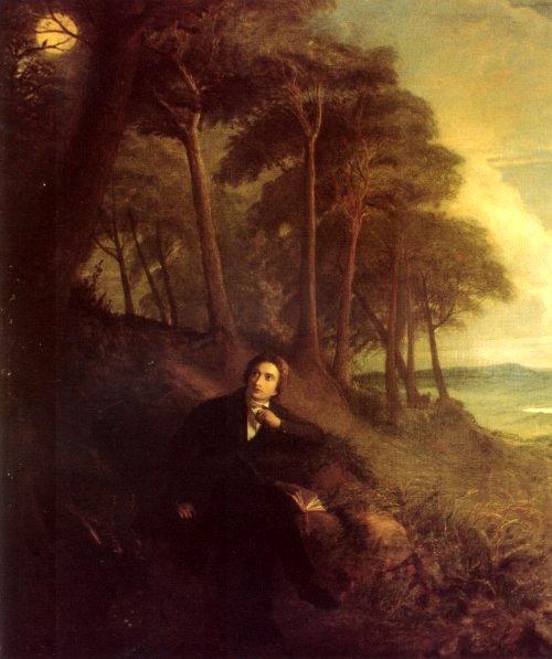 John Keats – Ode a un Usignolo