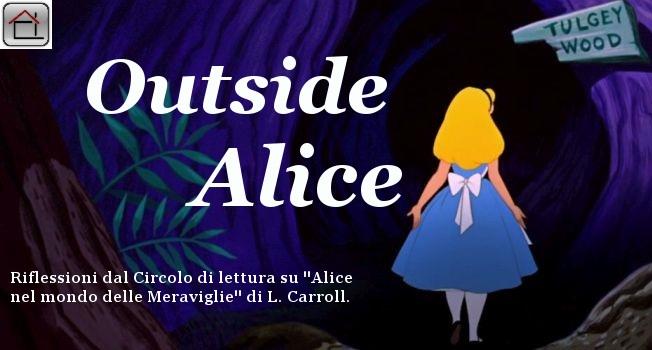 Outside Alice – Riflessioni da un Circolo di Lettura