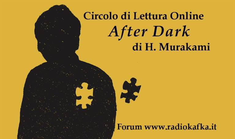 "After Dark di Murakami Haruki, lo ""Slow Reading"" del Circolo di Lettura Online"
