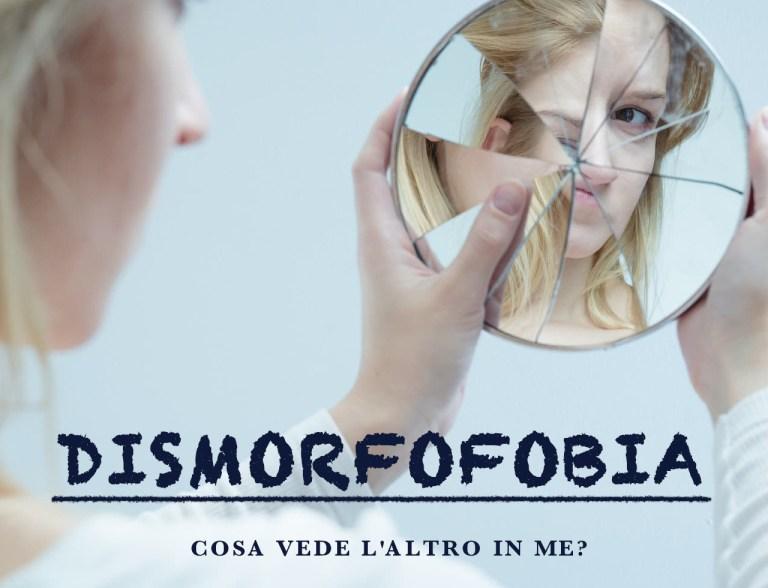 Cosa vede l'altro in me? La dismorfofobia. La pelle ferita #6