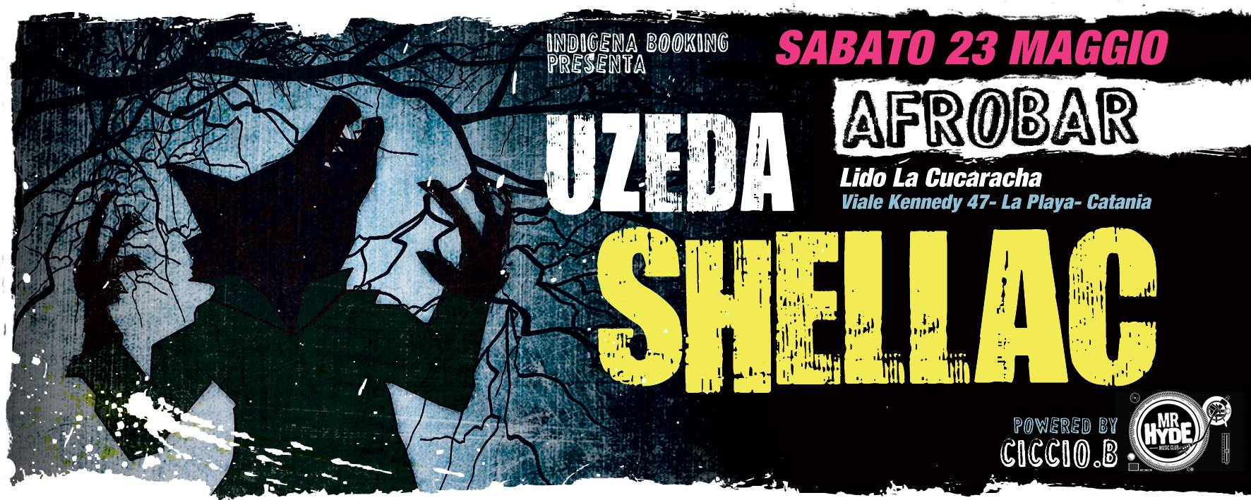 SHELLAC + UZEDA GRATIS