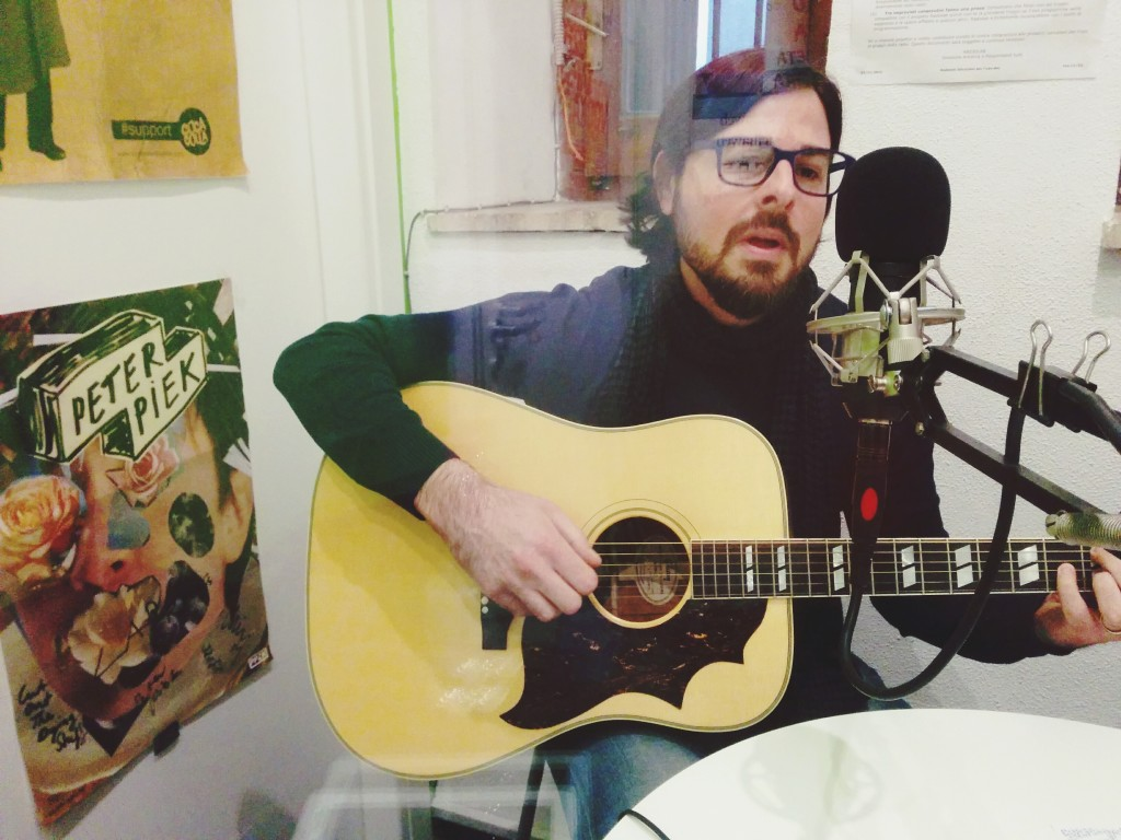 LOPEZ LIVE SU RADIO LAB