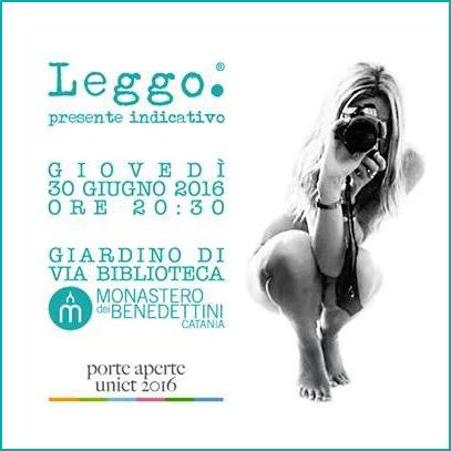 "Elena Stancanelli presenta ""La Femmina Nuda"" a Leggo. Presente indicativo."