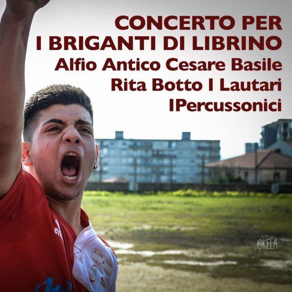 Associazione Musicale Etnea: un concerto per i Briganti