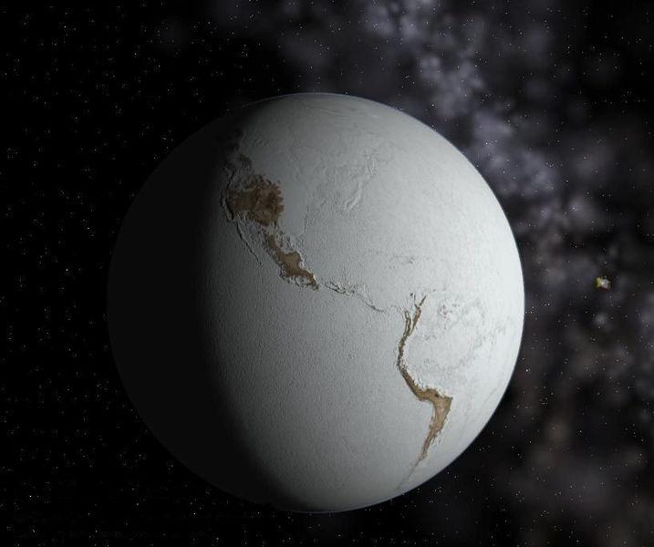 Radiokaøs #73 – La Terra palla di neve