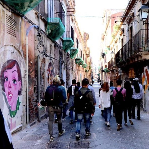 Jane's Walk, passeggiando nel quartiere San Berillo