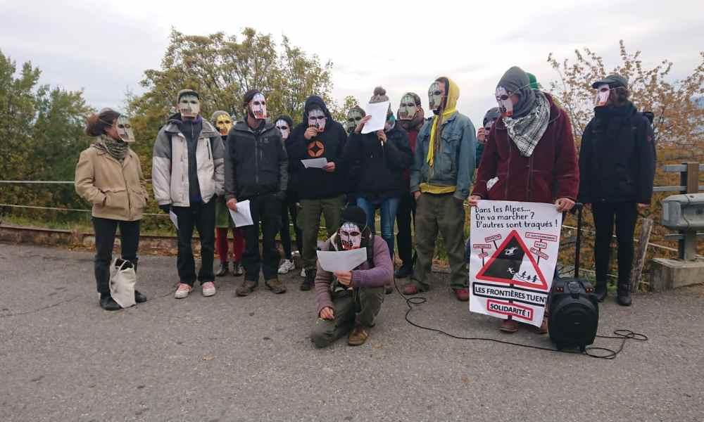 La mobilisation autour des 3 de Briançon se renforce avant le procès