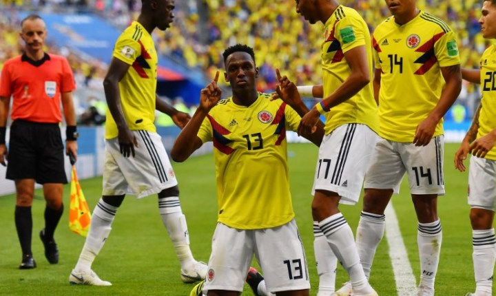FOTOS Y VIDEO | Colombia se metió a octavos de final tras vencer a Senegal