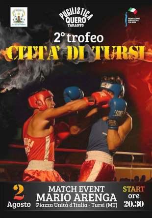 2° Trofeo Città di Tursi