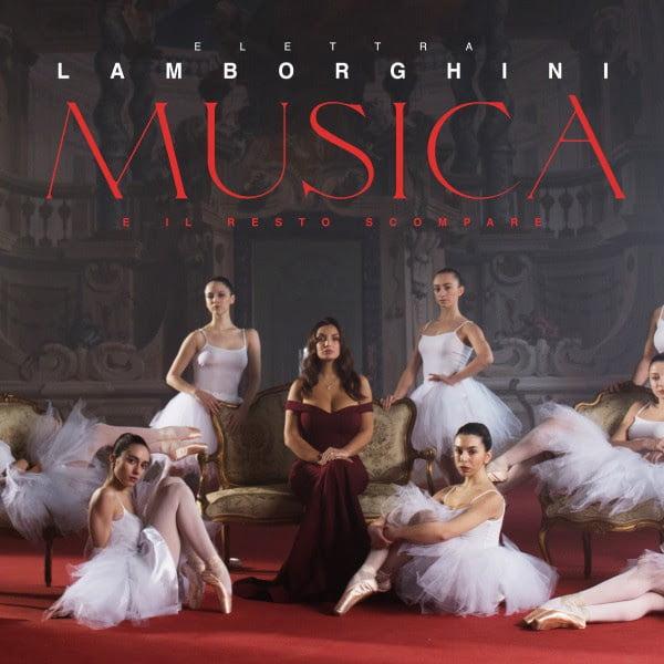 ELETTRA LAMBORGHINI – Musica (E il resto scompare)