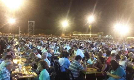 """Hugo Ardusso: """"Nunca ví tanta gente en un Mega"""""""