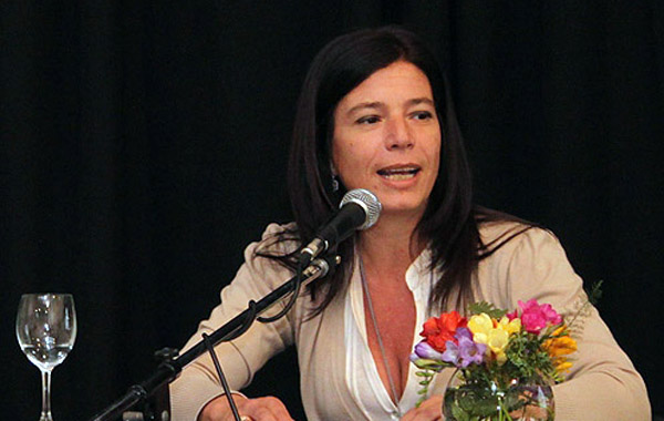 """Carina Mozzoni: """"No nos tienen que cobrar peaje por algo que no nos están brindando"""""""