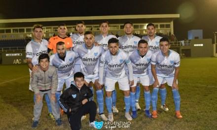 Goleada de Argentino frente al Atlético San Jerónimo