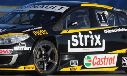 Facundo Ardusso ganó la cuarta fecha del Súper TC2000 en Rosario