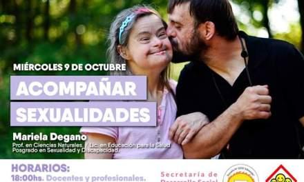 Charla sobre Sexualidad en Casa del Bicentenario