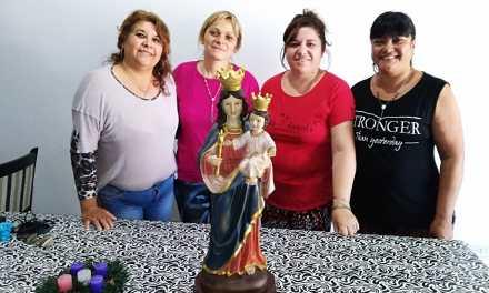 Construirán una ermita con la imagen de María Auxiliadora