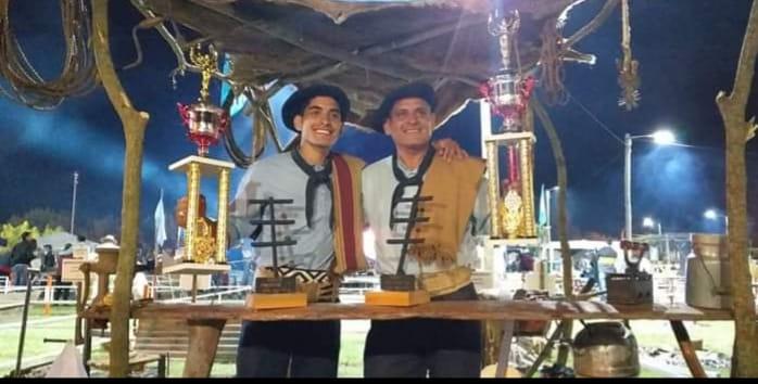 Asadores de Las Parejas obtuvieron el 3er puesto en la Fiesta del Asador