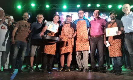 """""""Gastón Governatori"""", Primer Campeón Provincial de Cocineros de Comidas al Disco"""