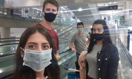 Rosenses y Parejenses varados en Tailandia regresan este jueves a la Argentina