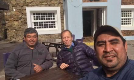 """Sagripanti, contratista rural en Salta: """"El encierro es terrible, no se puede describir no ver el sol"""""""