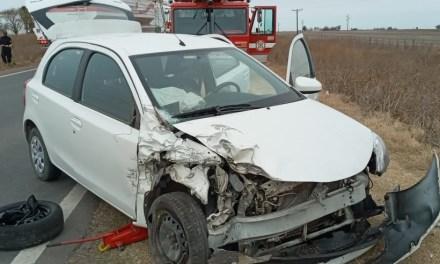 Accidente en ruta 178