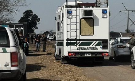 Dos muertos tras una persecución por tierra y aire