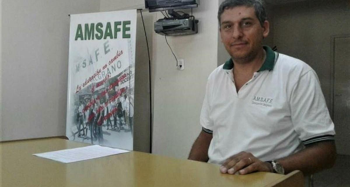 Paro virtual de los Docentes del Departamento Belgrano
