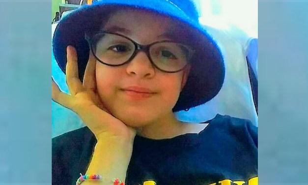 Olivia, hija de una parejense, necesita un donante compatible de médula
