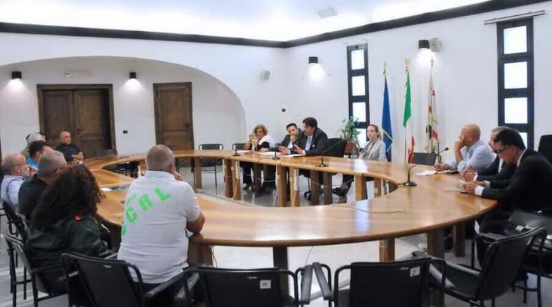 forestas lavoro accordo regione sindacati