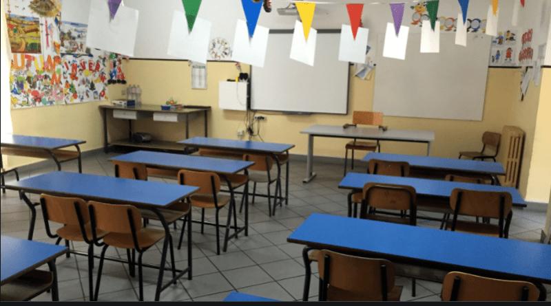 scuole chiuse Cagliari