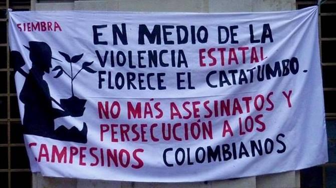Catatumbo: el pueblo que resiste y construye paz en tiempos de odio y violencia - catatumbo-resiste