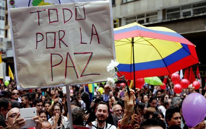 Duque y su mandante Uribe apuñalan el corazón del acuerdo de paz - paz