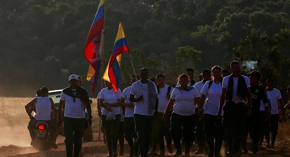 Presidente Santos dice que implementación del Acuerdo de Paz va bien