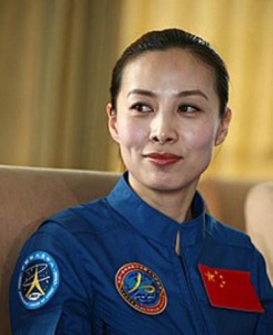 La estación espacial china Tiangong-1 se desintegra sobre el Pacífico - Wang_Yaping_large-245x300