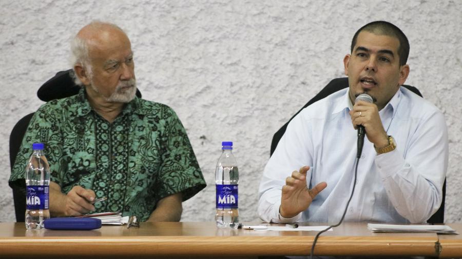 """Cuba afirma que están """"creadas todas las condiciones"""" para diálogos de paz - Embajada-de-Cuba-Omar-garcia"""
