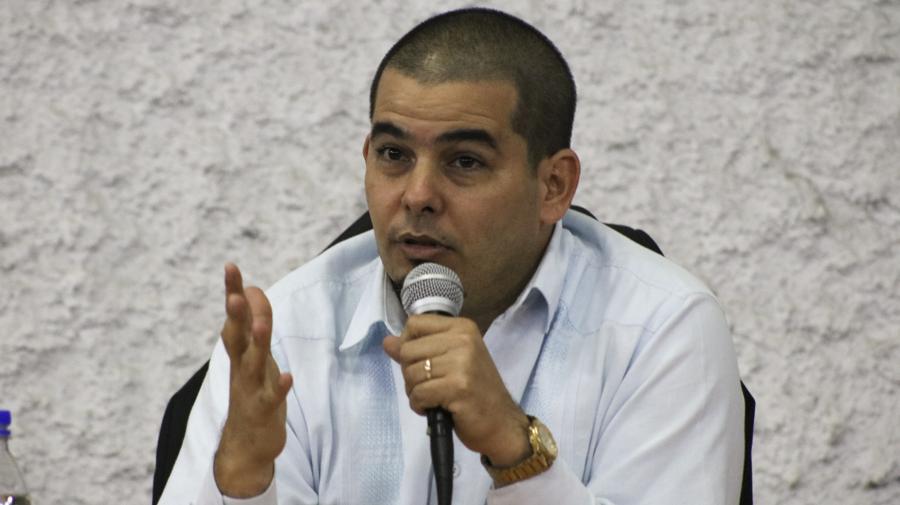 """Cuba afirma que están """"creadas todas las condiciones"""" para diálogos de paz - Omar-Garcia-embajada-de-Cuba"""