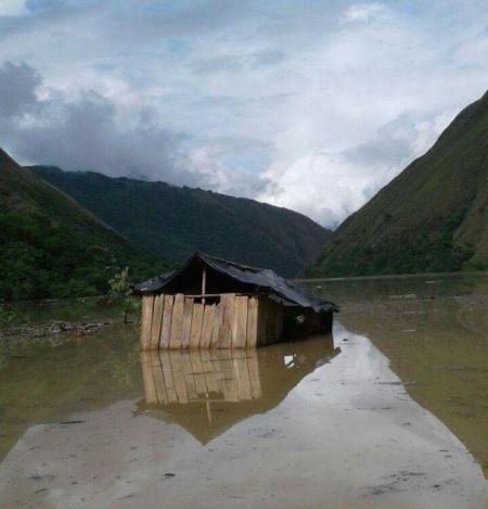 Discriminación en la distribución de ayudas humanitarias a damnificados por Hidroituango - indígena