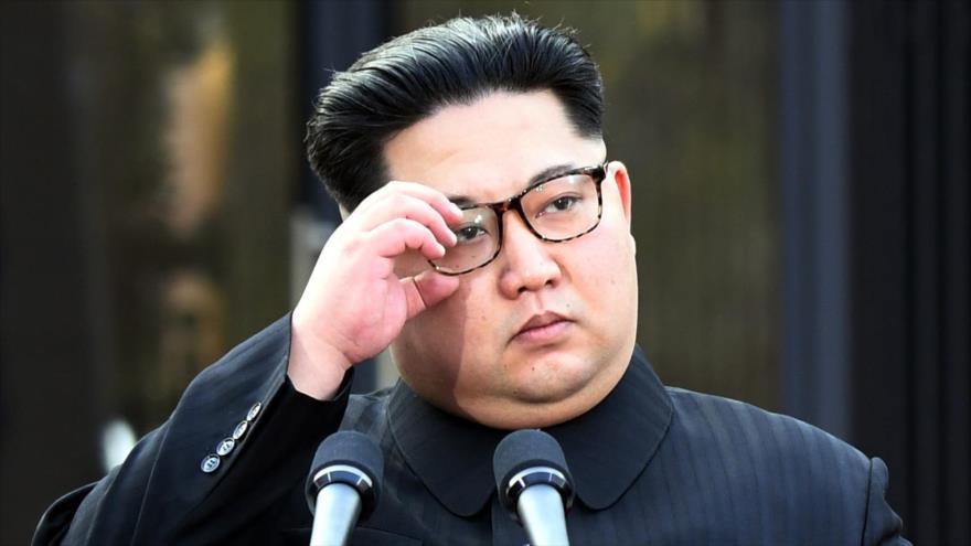 Pyongyang rechaza desnuclearizar la península al estilo de Libia - kim-jum