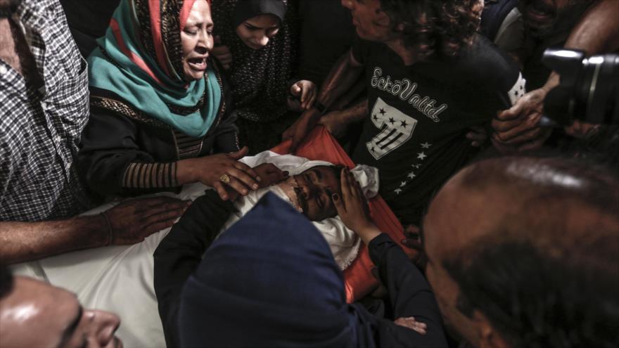 ONU en 'shock' por alta cifra de palestinos asesinados en Gaza - 06041105_xl