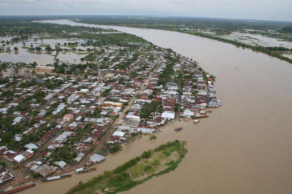Guaranda (Sucre) paralizada por posible colapso de Hidroituango - Sobre_vuelo_en_guaranda_006-1024x683