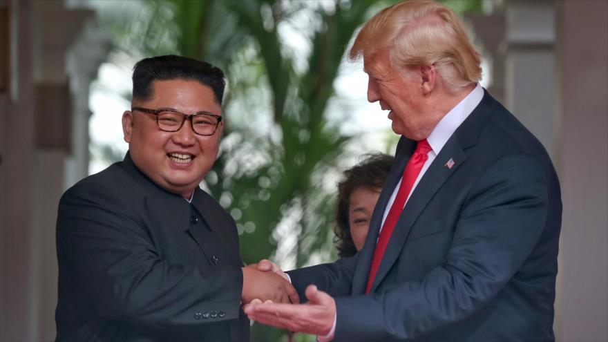 Kim Jong-un no recibe CD de regalo de 'Hombre Cohete' de Trump - 05420195_xl