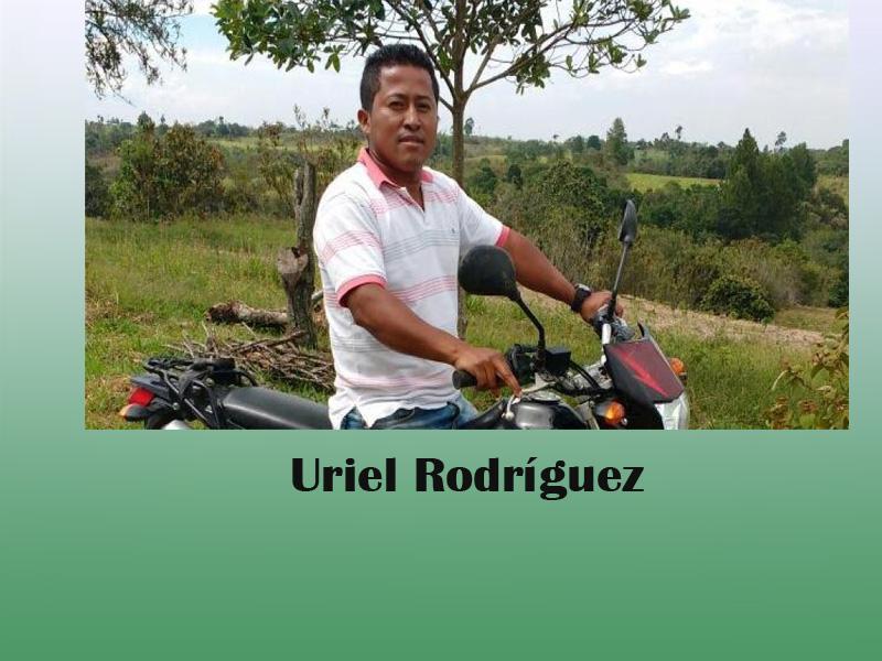 Uriel Rodríguez líder social en la región del Cauca fue asesinado - Asesinan-Uriel-Rodriguez-Cauca