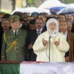 Argelia gobernada por un cadáver. Bouteflika pretende presentarse a las elecciones presidenciales del 2019 - Funeral-por-Ben-Bella.