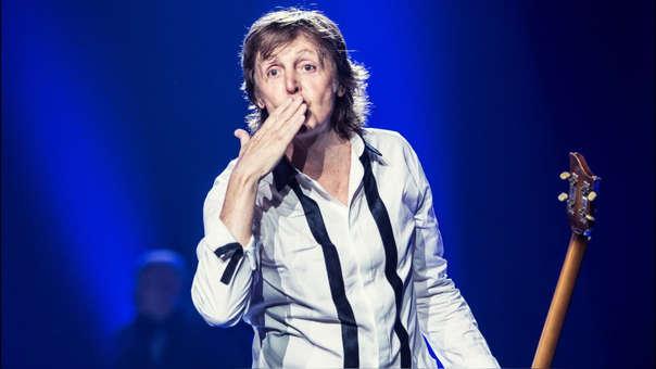 McCartney lidera ventas en EU por primera vez en 36 años