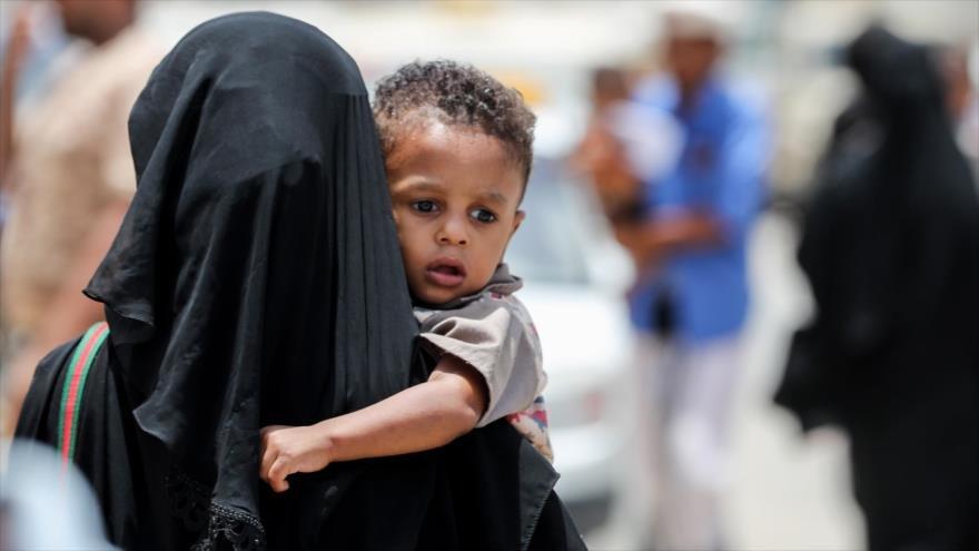 Agresión de Arabia Saudí a Yemen deja 3000 mujeres muertas - 21593405_xl
