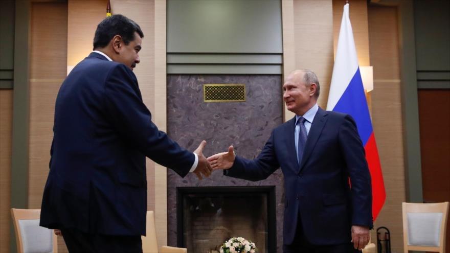 Rusia asegura respuesta a amenazas a sus inversiones en Venezuela - 01014354_xl