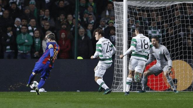 El Barça de Luis Enrique llega a los 401 goles